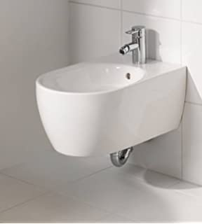 Turbo Keramag Bidet iCon, wandhängend weiß(alpin), 234000000: Amazon.de  PA47