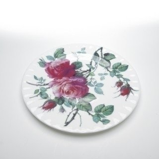 Roy Kirkham English Rose Tea Plate 20cm