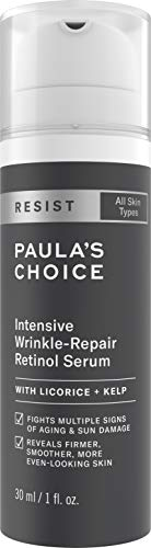 Paula's Choice RESIST Intensive Wrinkle-Repair Retinol Serum | Squalane, Vitamin C & E | Anti-Aging & Wrinkle Treatment | 1 ()