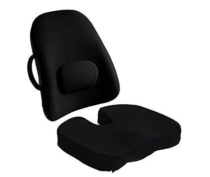bodyhealt ortopédica de espuma de memoria cojín del asiento ...