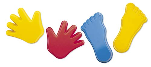 American Educational Products DT-1247 Sand Molds-Hand and Foot Activity Set, 1.17