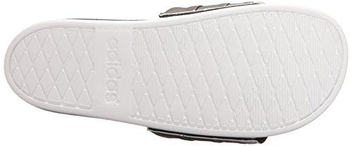 Adidas Vrouwen Adilette Cf + Armad Atletische Slide Sandalen Zwart / Tech Roest Wit