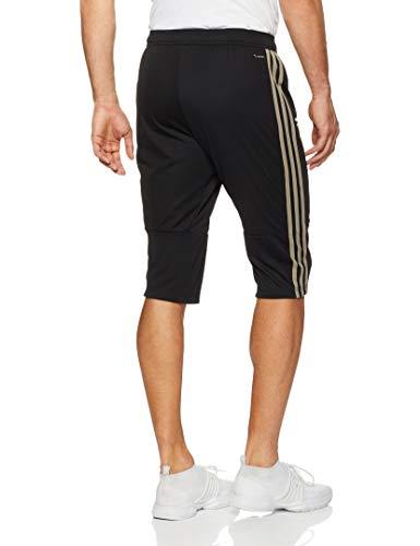 Nero Adidas Sport clay De Pantalon 3 4 Pnt Homme Juve rw1rqC8