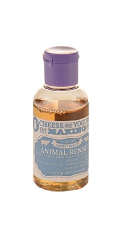 Liquid Animal Rennet by Cheese and Yogurt Making