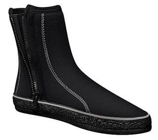 5mm H2Odyssey Supra Dive Boots - 5 Mens/6 Womens