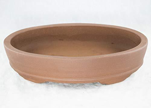 Oval Yixing Zisha Bonsai Pot 12