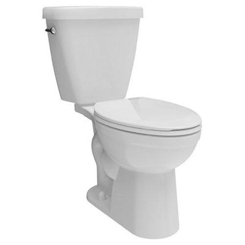 DELTA FAUCET CO C43101-WH Prel2PC WHT Elon Toilet