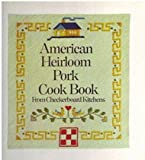 American Heirloom Pork Cook Book, from Checkerboard Kitchens, Gertrude Kable, 0070511594