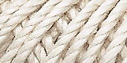 Bulk Buy: Aunt Lydia's Fashion Crochet Cotton Crochet Thread Size 3 (3-Pack) Natural 182-226