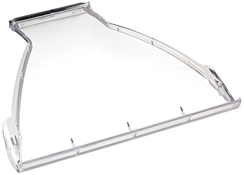 (Hoover 37275073 Plate, Clear Nozzle Front ONLY F5835-900 )