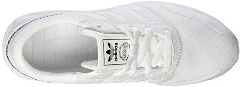 Bianco Core da White Ginnastica Donna Los Ftwr Basse White adidas Scarpe Black Angeles Ftwr 7wtUqt0S