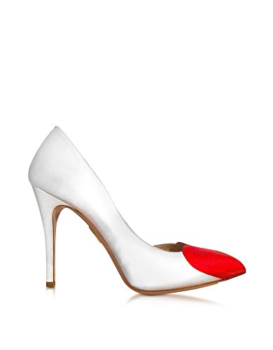 charlotte-olympia-womens-b009423106-white-red-satin-pumps