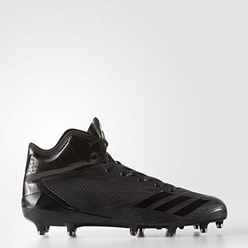 adidas Adizero 5-Star 6.0 Mid Cleat - Men's Football 10 -