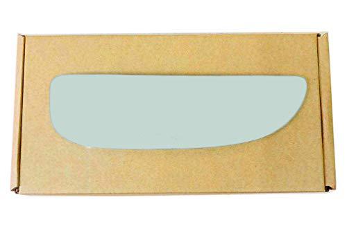 (WLLW Towing Mirror Glass Replacement for Ford E-150 E-250 E-350 E-450 F-250 / F-350 / F-450 / F-550 Super Duty Passenger Right Side)