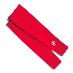 Giordana Super Roubaix Arm Warmers - Red - GI-ARMW-SURO-REDD (XS) (Roubaix Knee Warmers)