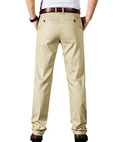 Pants Trend Strappato Streetwear Jeans Uomo Strappati Primavera Moda Slim Da Denim Pantaloni Style Khaki Lunghi Autunno 5fqw6OPv0