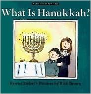 What Is Hanukkah? (A Lift-the-Flap Story) by Harriet Ziefert (1994-10-07)