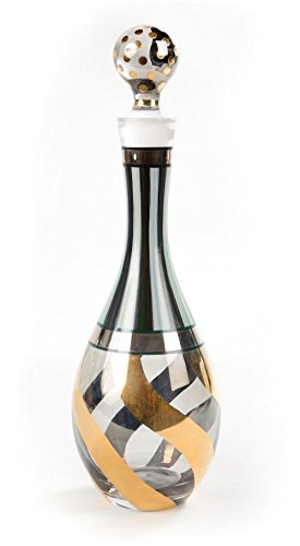 MacKenzie-Childs Tango Decanter