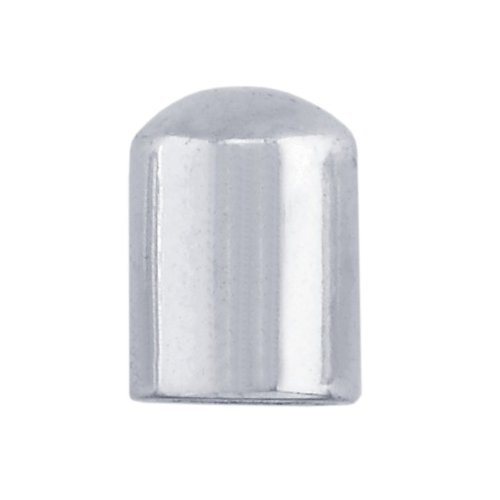 Sterling Silver 10.7mm Cylinder Bead Cone