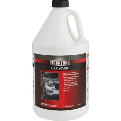ironton concentrated pressure washer car wash 1 gallon model icw vehicles parts vehicle. Black Bedroom Furniture Sets. Home Design Ideas