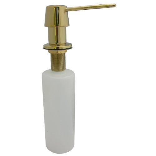 Polished Brass Soap or Lotion Dispenser #31420 (Brass Soap Polished)