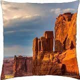 wonderful desert monuments - Throw Pillow Cover Case (18