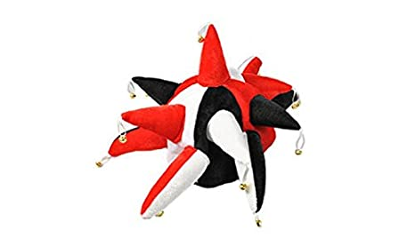 20d1403d2ac Image Unavailable. Image not available for. Color  Jester Hat in Red