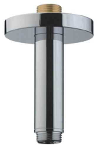 Hansgrohe 27418001 Raindance Royal Extension Pipe for Ceiling Mount, Chrome by Hansgrohe