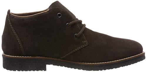 testadimoro 25 Homme Boots Rieker Desert Marron 13630 YqPX8