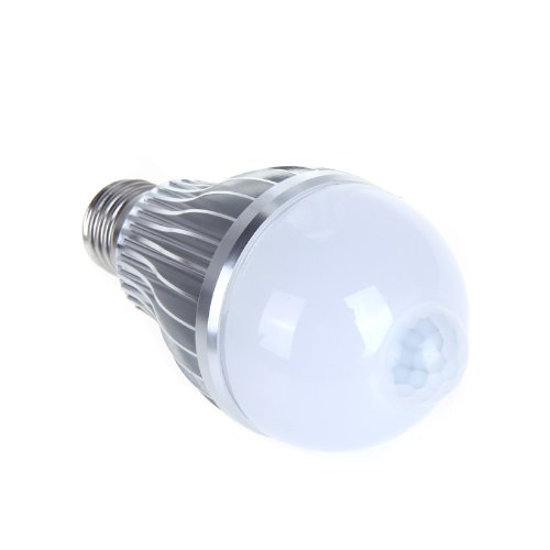 dodocool modo bombilla LED 8 W E27 720 lm Sensor de movimiento infrarrojo de detección de Sensor sensorial luces lámpara de luz blanca: Amazon.es: ...