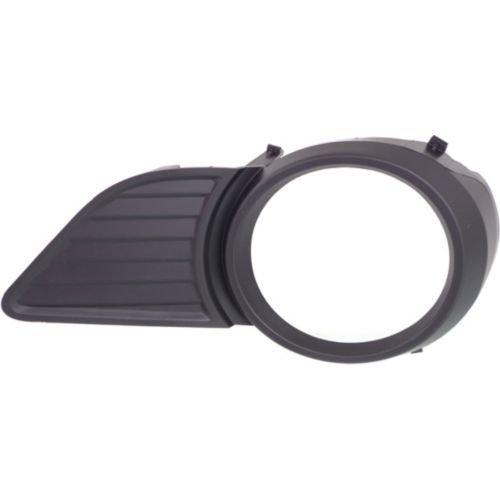 [해외]REPT108017 - Sienna 안개 램프 몰딩, RH, 검정색 베젤, W Park Sensor, W 안개 램프 구멍, Base Le Xle 모델/Perfect Fit Group REPT108017 - Sienna