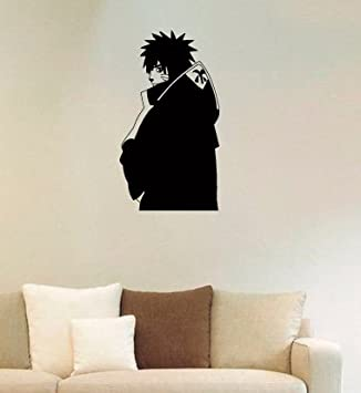 Amazon.com: Uzumaki Naruto Vinyl Wall Decals Hokage Ninja ...