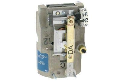 Johnson Controls T-4002-204 High Volume Vertical Thermostat Reverse Acting