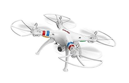 X8W DRONE CUACRICOPTERO EXPLORER FPV WIFFI: Amazon.es: Juguetes y ...