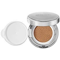 AmorePacific COLOR CONTROL CUSHION COMPACT Broad Spectrum SPF 50+ (204 Light|Medium (Yellow)), Deluxe Travel Size, .17 oz