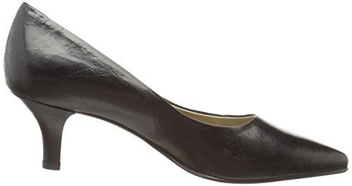 Femme Avant Chaussures À Noir 101 Pieds Antwerp nero Du Pump Noe Nancy Talons Couvert wBUFAqAvY