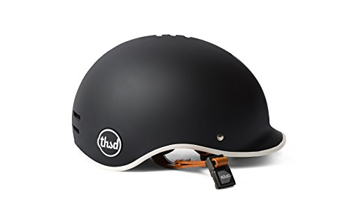 Great Deal! Thousand Adult Bike Helmet Black Medium