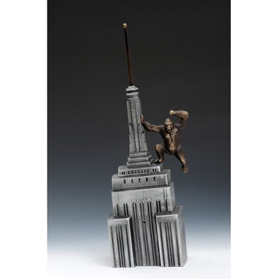 King Kong Coin Bank Scott Nelles by Scott Nelles