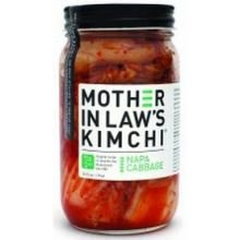 Napa Cabbage (Mother In Laws Kimchi House Napa Cabbage Kimchi, 16 Fluid Ounce -- 6 per case.)
