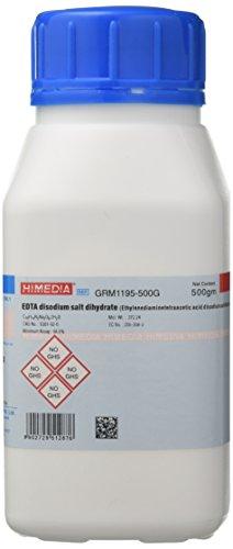 HiMedia GRM1195-500G EDTA Disodium Salt Dihydrate, 500 g