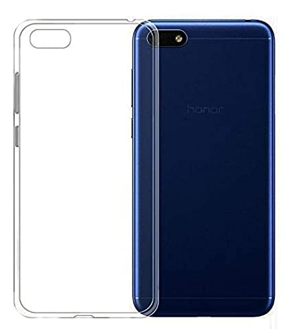 info for a1cf8 5e5e8 Thinkzy Transparent Soft Silicone Back Case Cover for: Amazon.in ...