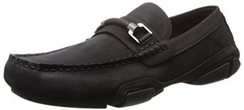 Kenneth Cole Unlisted Mens Bold Answer Slip-On Loafer Black U67OsmG
