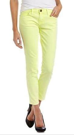 Amazon.com: Corriente Elliott Stiletto Jeans de la mujer ...