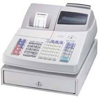 Sharp XE-A21SR Thermal Printing Cash Register