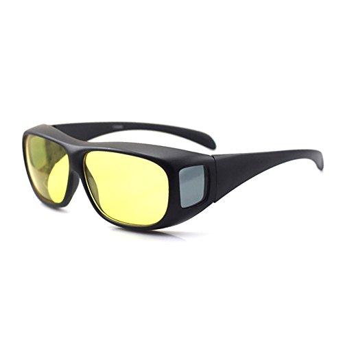 discount Homieco™ Unisex SunGlasses Glasses Fishing Riding Driving Hiking Classic Night vision Anti-UV Driving Eyewear
