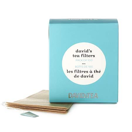 Amazon.com: DAVIDsTEA Tea Filtros, Mosquetones de cordón ...