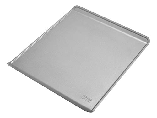 Chicago Metallic Commercial II Traditional Uncoated Large Cookie Sheet, 15-3/4 by 13-3/4-Inch Aluminized Steel Cookie Sheet