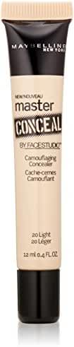 Maybelline New York Face Studio Master Conceal Makeup, Light, 0.4 Fluid Ounce