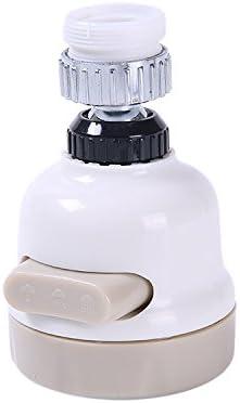 girevole a 360/° RHG per rubinetto da bagno e cucina Set di 1 aeratore per rubinetto