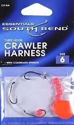 Fish Crawler Harness - South Bend Crawler Harness W/Colorado Sp